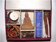 Buddhist Travel Altar Box